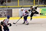 ČTVRTÉ VÍTĚZSTVÍ v řadě mají na svém kontě hokejisté Děčína. V Sokolově vyhráli 4:1.