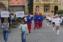 Festival už loni ovládl Českou Kamenici