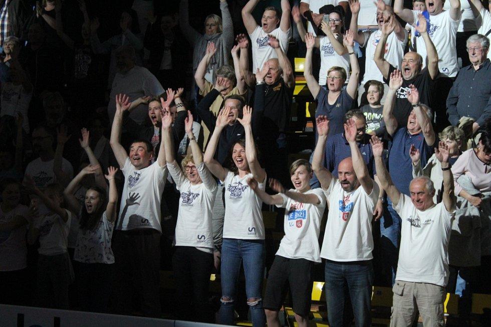 POSTUP! Děčínští Válečníci zvládli sedmé utkání, Opavu porazili 79:62 a slaví postup do semifinále.