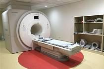 V děčínské nemocnici začala sloužit nová rezonance.