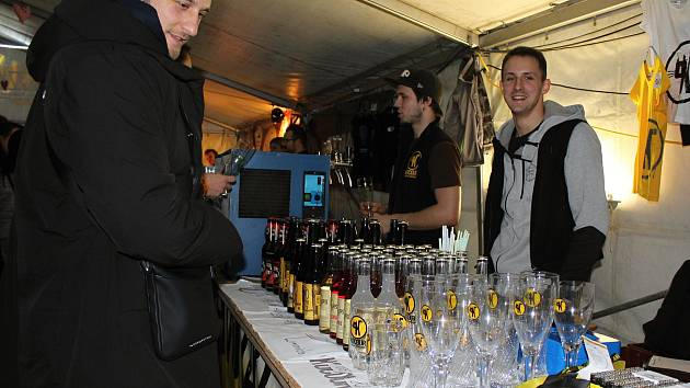 Valentýnský pivní masakr ve varnsdorfském pivovaru Kocour.