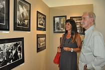 Výstava fotografií. Ilustrační foto.