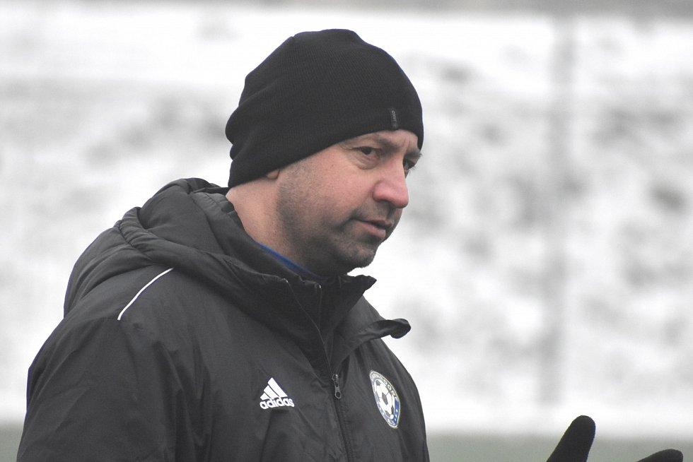 Pavel Drsek, nový trenér fotbalistů Varnsdorfu.