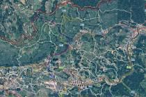 Dálniční přivaděč v Děčíně