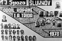 V pátečním Děčínském deníku najdete historické fotografie fotbalistů ze Šluknova.
