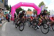 První etapou začal v Krásné Lípě 30. ročník Tour de Feminin.