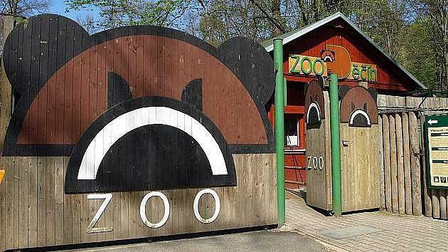 Zoo Děčín.