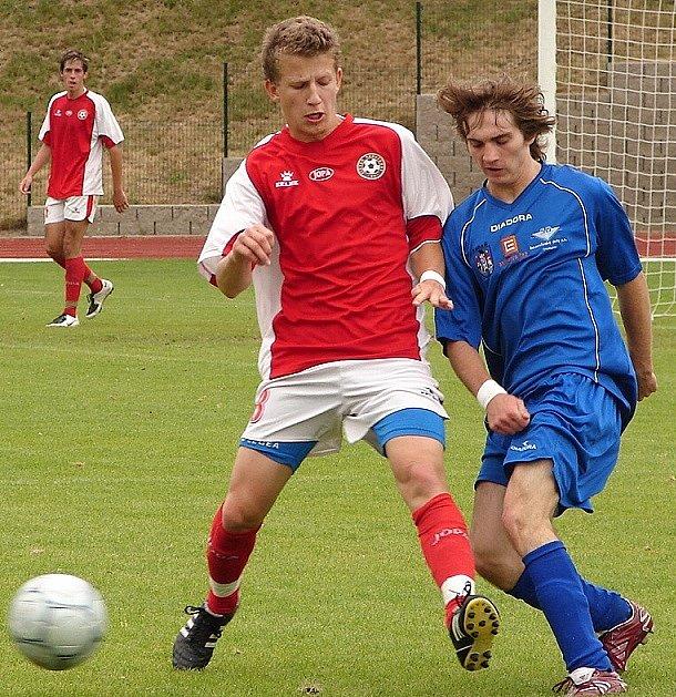 Mladí fotbalisté Varnsdorfu jsou v plné přípravě.
