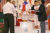 Mladí karatisté opět sbírali medaile.