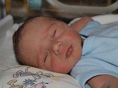Marcele Krobotové z Vilémova se 24. ledna v rumburské porodnici narodil syn Daniel Krobot. Měřil 48 cm a vážil 2,32 kg.