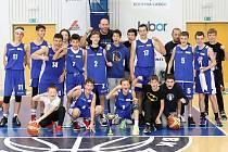 Tým děčínských Válečníků U15 zapsal historicky první výhru na mezinárodním turnaji mládežeCentralEuropeanYouthBasketballLeague.
