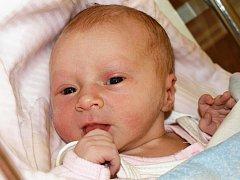Alexandra Podrazilová se narodila Michaele Podrazilové z Krásné Lípy 14. června v 7.40 v rumburské porodnici. Měřila 49 cm a vážila 2,9 kg.