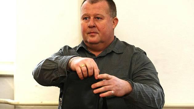 Bývalý elitní detektiv Michal Kondla