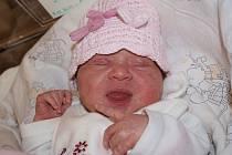 Pavle Doležalové z Varnsdorfu se 9. prosince v 16.25 v rumburské porodnici narodila dcera Eliška Doležalová. Měřila 47 cm a vážila 2,94 kg.