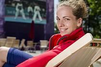 Devětadvacetiletá boxerka Martina Schmoranzová má patent na třetí místa.