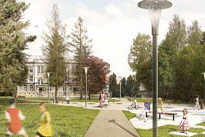 Varnsdorf chystá proměnu parku Střelecká