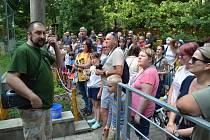 Děčínská zoo poděkovala adoptivním rodičům chovaných zvířat