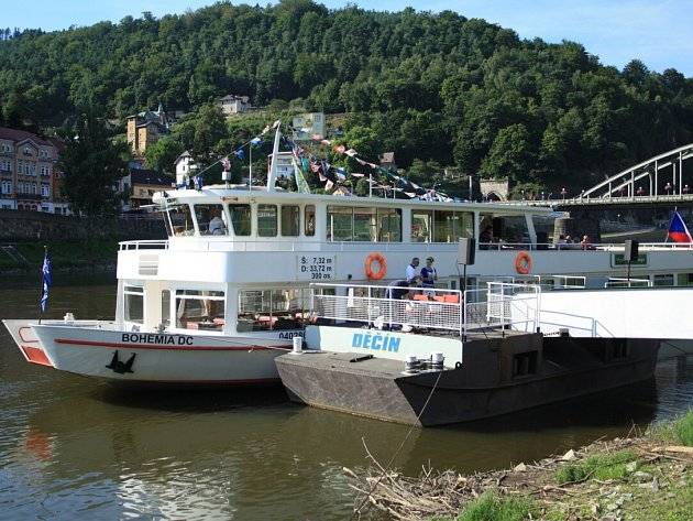 Loď Bohemia DC.