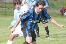 Z triumfu ve druhém ročníku se radovali jílovští fotbalisté.