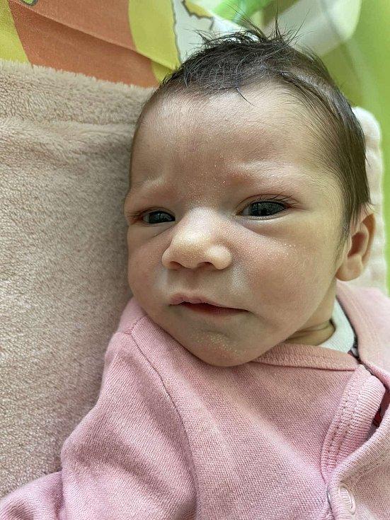 Marie Bartošová se narodila mamince Marii Jamnické 22. dubna v 9.22 hodin. Měřila 46 cm a vážila 2,54 kg.