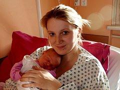 Veronice Štubnerové z Varnsdorfu se 2. prosince v 8.40 v rumburské porodnici narodila dcera Nikol Hokynářová. Měřila 50 cm a vážila 3,5 kg.