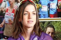 ANEŽKA DRAHOTOVÁ z Rumburka na MS medaili nezískala, skončila totiž osmá.