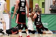 DALŠÍ NEÚSPĚCH. Děčínští basketbalisté doma nestačili na Svitavy.
