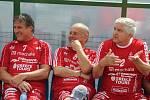 FOTBALOVÁ AMFORA potěšila varnsdorfské publikum.