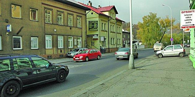 Přechod Teplická ulice