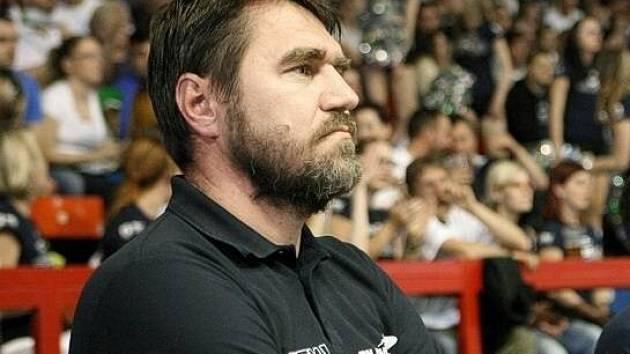 LUKÁŠ HOUSER - manažer BK ARMEX Děčín.