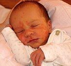 Kryštůfek Hobza se narodil Petře a Tomášovi Hobzovým z Dolního Podluží 14.února ve 4.57 v rumburské porodnici. Měřil 49 cm a vážil 2,79 kg.