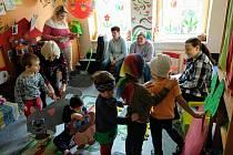 Návštěva ve Speciální mateřské škole Vilík