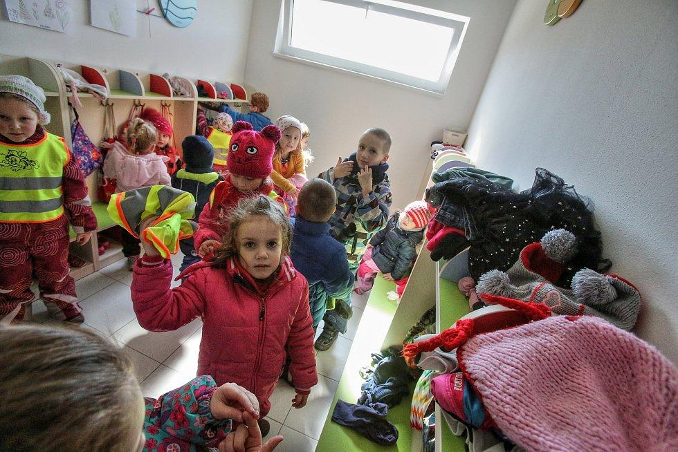 Mateřská škola, ilustrační foto.