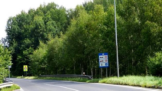 Do Německa místo přes Jiříkov přes Rumburk, nově i pro kamiony
