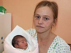 Michaele Dankové z Varnsdorfu se 6. listopadu v 0.25 v rumburské porodnici narodila dcera Karolína Danková. Měřila 46 cm a vážila 2,67 kg.