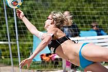 MICHAELA VORLOVÁ měla v posledních dnech napilno. Představila se na dobře obsazeném turnaji v Doksech, a pak počtvrté získala Akademický republikový titul.