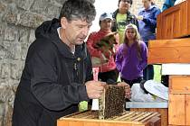 Slavnosti medu a vína v Děčíně.