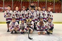 Děčínští hokejisté obsadili na domácím turnaji páté místo.