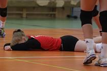 KONEC SNU. Volejbalovým juniorkám se kvalifikace nepovedla.