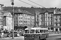 Trolejbusy v Děčíně