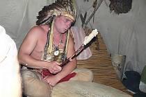 V Krásné Lípě opět halekají Indiáni