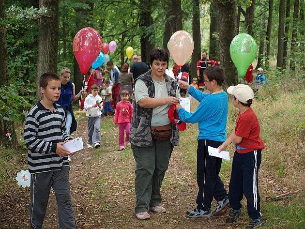 Pohádkovou sobotu prožili všichni, kteří zavítali do pohádkového lesa ve Šluknově.
