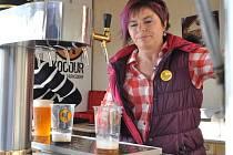AleFestivAle v pivovaru Kocour.