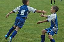 SPORT AREÁL DĚČÍN pořádal mezinárodní mládežnický turnaj v kopané.