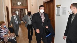Okresní soud projednal tragický únik fenolu v děčínské chemičce.