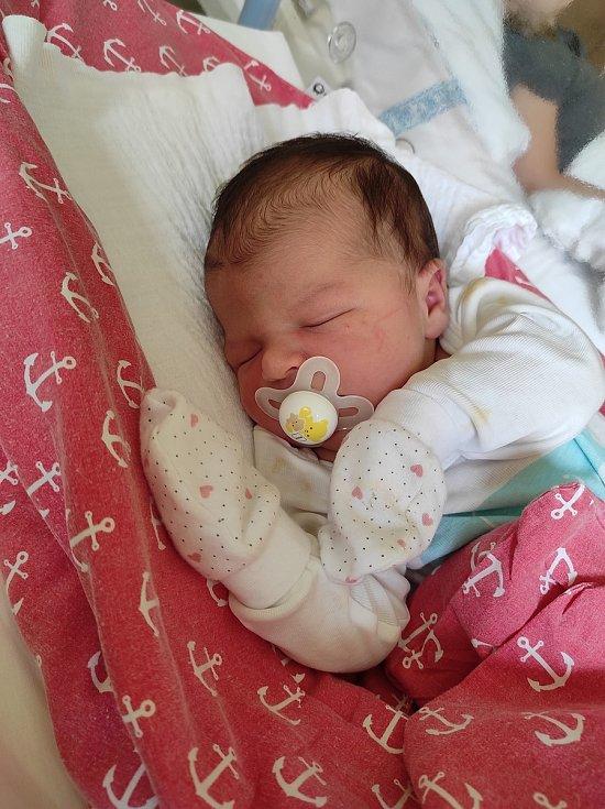 Michaele a Ondřichu Křivůnkovým se v úterý 6. července ve 3:18 hodin narodila dcera Eliška Křivůnková. Měřila 51 cm a vážila 3,87 kg.