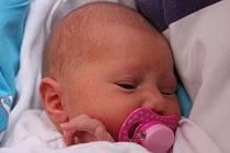 Amálka Slabá se narodila Anně Slabé z Děčína 5. září v 8.18 v děčínské porodnici. Měřila 48 cm a vážila 3,2 kg.