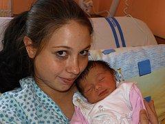 Daně Veselé z Varnsdorfu se 20. srpna v 19.37 v rumburské porodnici narodila dcera Isabella Ďorďová. Měřila 46 cm a vážila 2,64 kg.