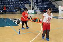 Zdravotně postižení soutěžili v první pomoci.
