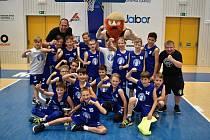 Děčínská basketbalová hala bude hostit mládežnický turnaj.